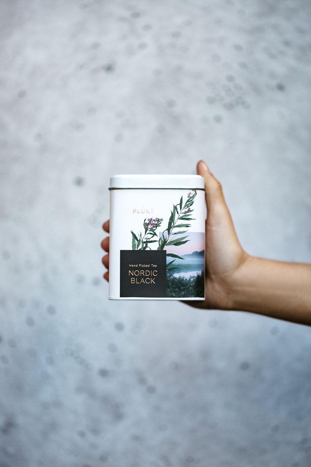 NORDIC BLACK TEA Plukt