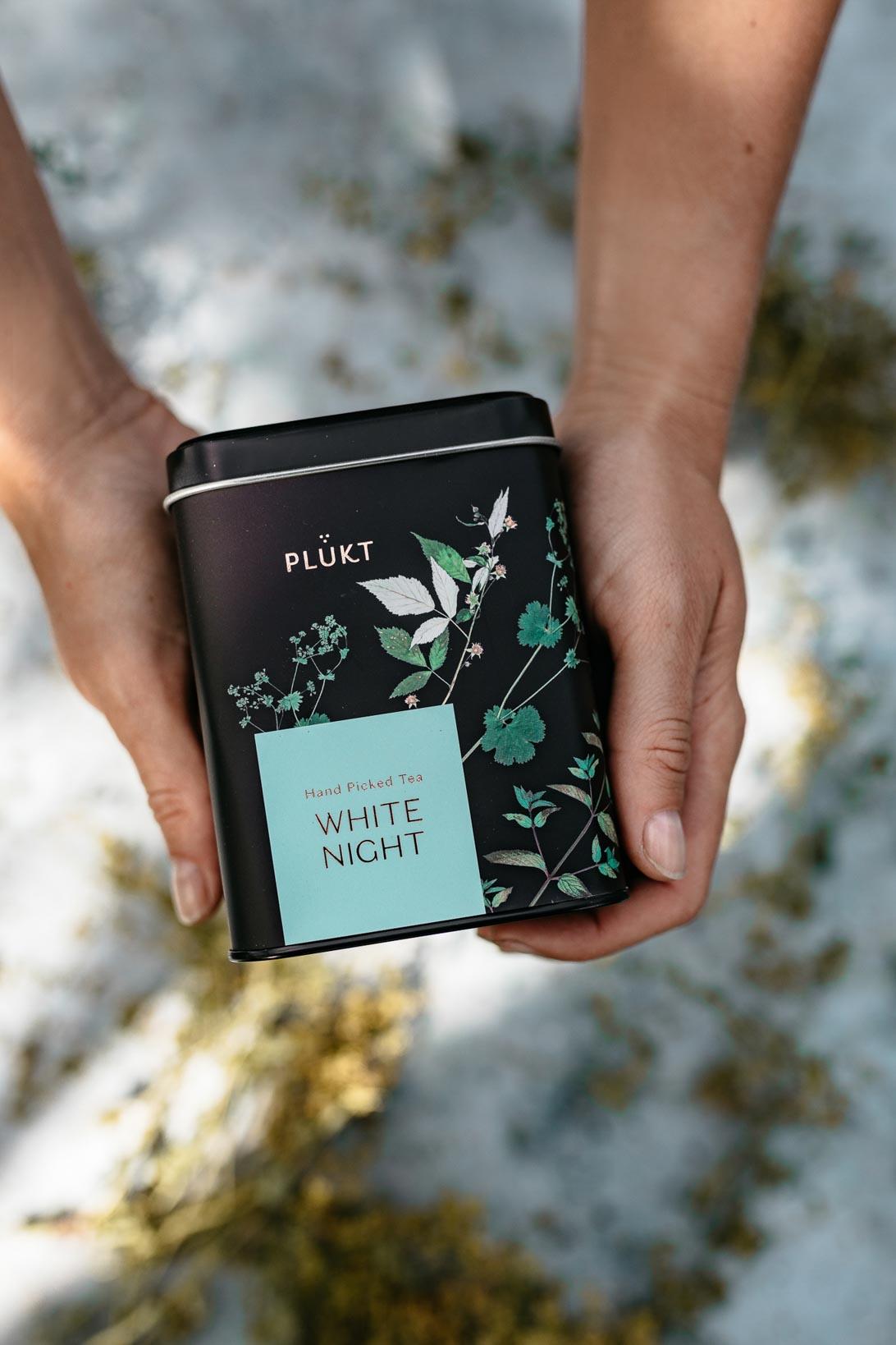 WHITE NIGHT TEA Plukt