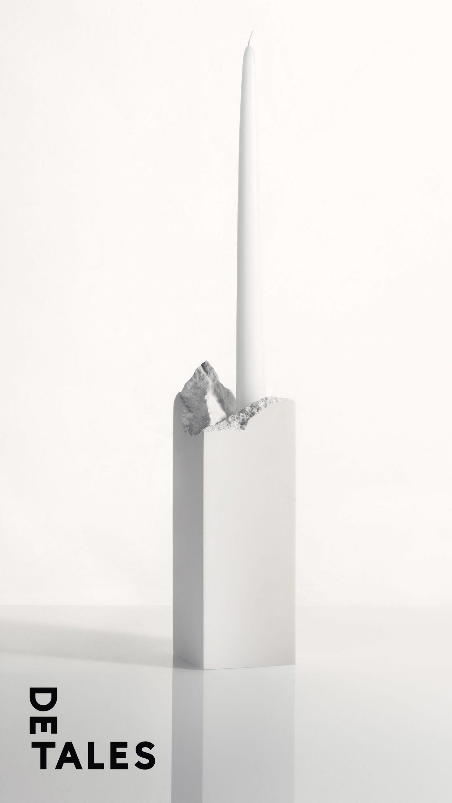 candle holder baltic design interior