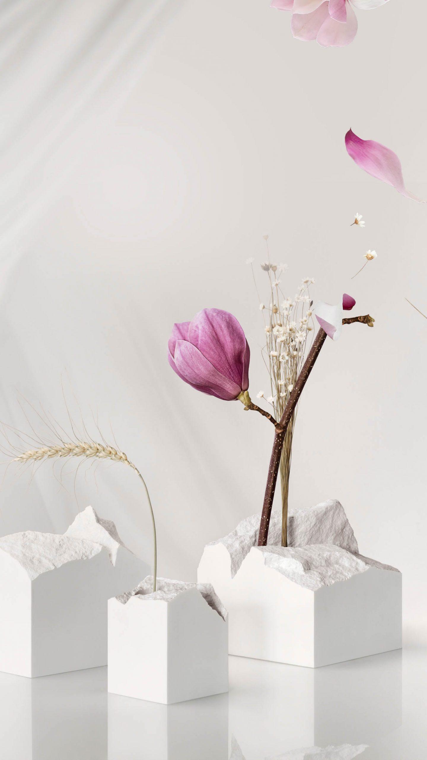 design flower holder vase