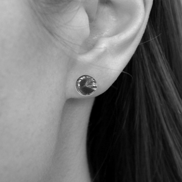 3 Earrings Drops Laura Daili model 5 Dew Drops