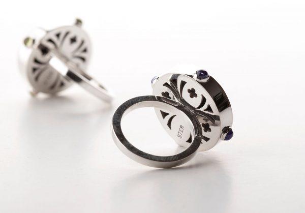 Silver_blue_enamel_ring_with_tanzanite-ENAMELI-3