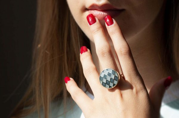 Silver_gray_enamel_ring_with_moonstone-balticdesignstories