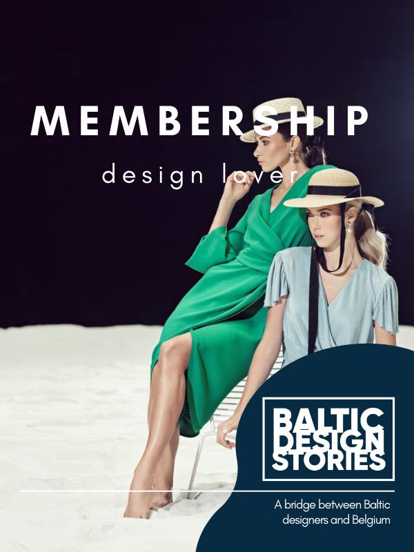 baltic design stories membership