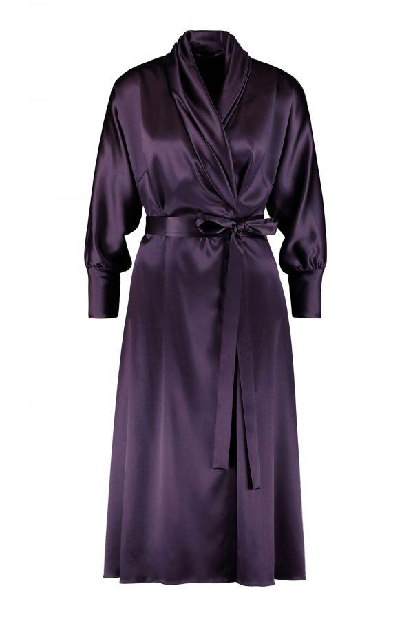 Parochetus Dress Marimo Front scaled DRESS PAROCHETUS