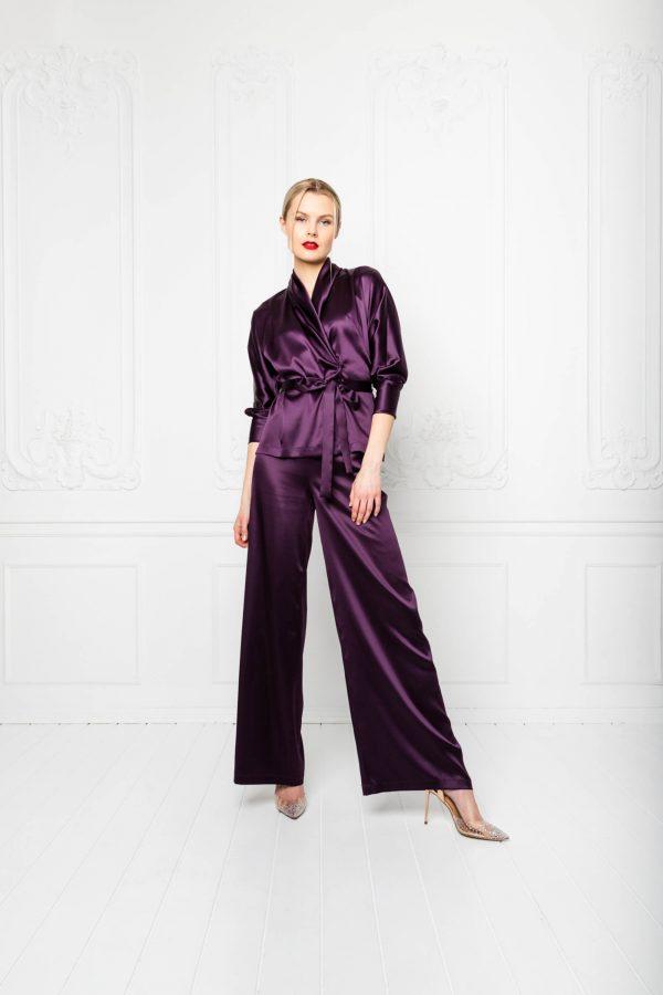 phymosia blouse loungewear pants
