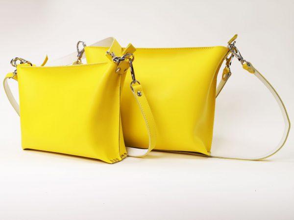 Colorful shoulder bag